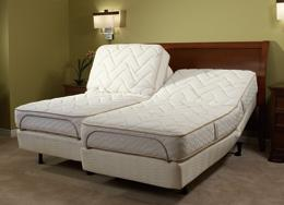 Dual King Quewen Adjustable Beds Available