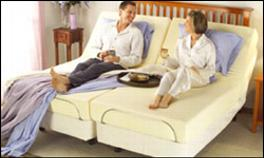 Adjustable Electric Bed System