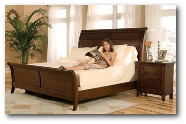 Adjustable Bed In Sleigh Bed Frame
